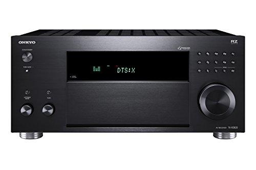 Onkyo Rz Series Audio & Video Component Receiver Black