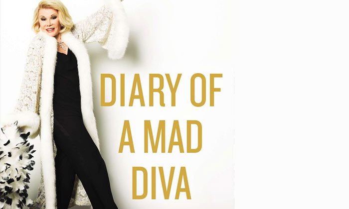 Joan Rivers - 'Diary of a Mad Diva' won a posthumous award in 2015