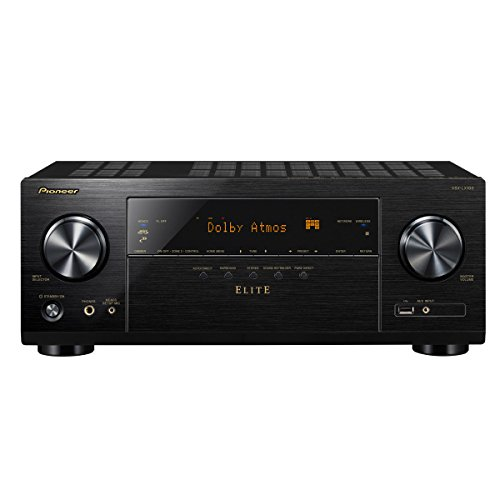 Pioneer VSX-LX103 Elite 7.2 Channel Network A/V Receiver