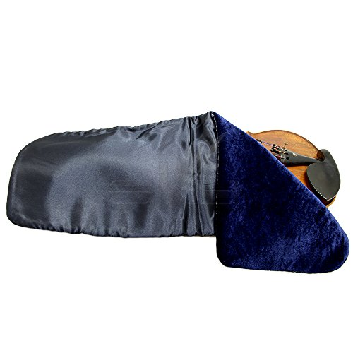 Premium Hand Made Satin Fabric Violin Blanket for 4/4 Full