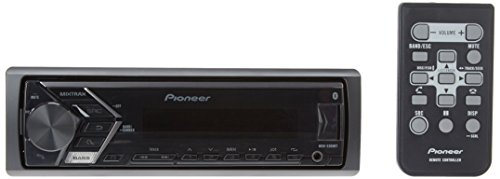 Pioneer MVH-S300BT Single DIN Bluetooth Digital Media