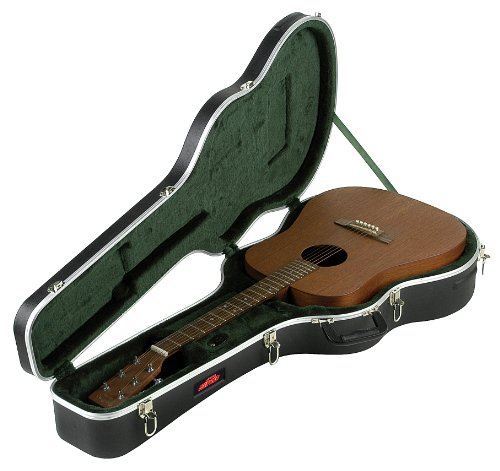 SKB Acoustic Case Shaped Hardshell, Standard Latches,
