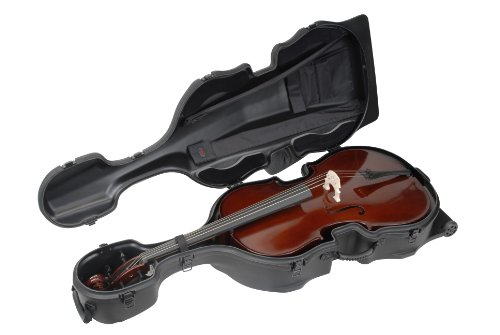 SKB Cello 4/4 Roto Molded Shell