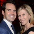 Who is Jimmy Carr's spouse?