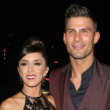 Strictly couple Aljaz and Janette pose for bed room selfie