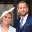 Harry Kane and associate Kate make uncommon look at