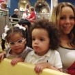 Mariah Carey's Sweet Birthday Tribute for Twins
