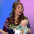 Stacey Solomon Nervous About Returning To Work