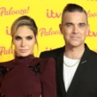 Ayda Field Feared Robbie Williams Would Relapse